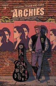 tegan and sara are joining the archie comics universe and here u0027s