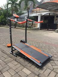 Treadmill Manual Tl 002 1 Fungsi jual promo treadmill manual 1 fungsi tl002 murah