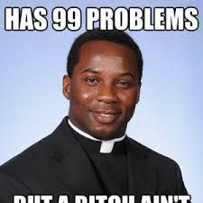 Black Preacher Meme - black priest by jsmith147 meme center