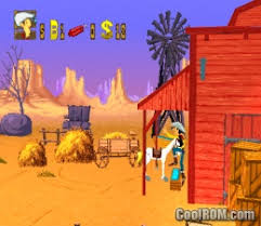 lucky luke rom iso download sony playstation psx coolrom