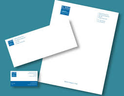 letterhead samples for construction company brand identity