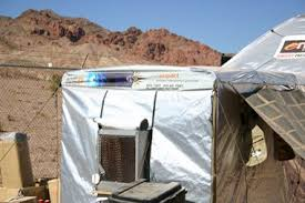 air conditioned tent solar powered air conditioned tent treehugger