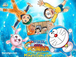 wallpaper doraemon the movie doraemon the new record of nobita spaceblazer minatosuki movie
