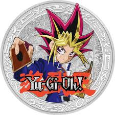 massive trading card game yu gi oh gets its first silver coins