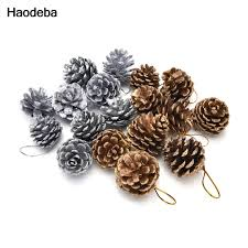 christmas ornaments pine cones promotion shop for promotional