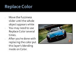 6 ways to change color in photoshop