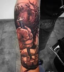 více než 25 jedinečných nápadů na téma jesus hand tattoo na