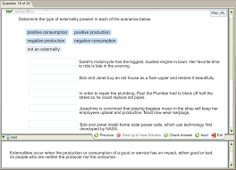 Question And Answer With Fixer by Determine The Type Of Externality Present In Each Chegg Com