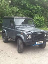 land rover classic lifted defender puma 90 used land rover cars buy and sell in the uk