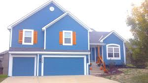 professional exterior painting lees summit blue springs anew hue