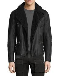 Wool Bomber Jacket Mens Men U0027s Coats U0026 Jackets At Neiman Marcus