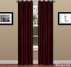 Drapery Panels With Grommets Best 25 Burgundy Curtains Ideas On Pinterest Insulated Curtains