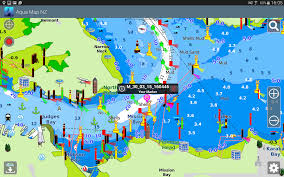 Map New Zealand Aqua Map New Zealand Gps Android Apps On Google Play