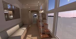 Whidbey Tiny House by The Navarro 20 U2013 Tiny House Plans