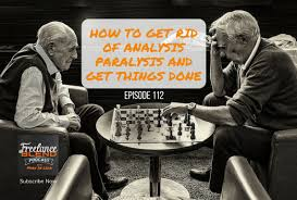 fbp 112 askmarv u2013 how to get rid of your analysis paralysis and