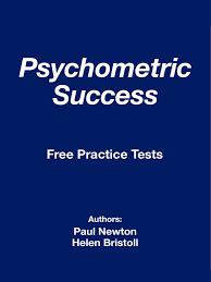 psychometric success deer test assessment