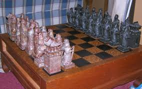 korean soapstone chess set amazing chess sets pinterest