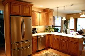 modern kitchen with unfinished pine cabinets durable pine knotty pine kitchen cabinets home design plan