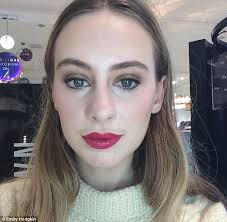 How To Become A Professional Makeup Artist Online Femail Tests Mac Benefit Armani Bobbi Brown And Nars Makeup