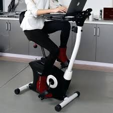 Diy Bike Desk Exercise Bike Desk Stationary Bike Magnetic Desk Exercise Bike