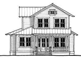 summer cottage home plan glenn layton homes jacksonville new
