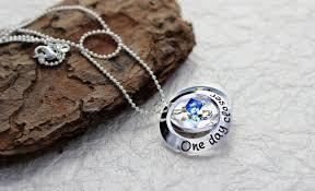 marine jewelry marine necklace one day closer necklace marine