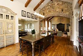 French Country House Interior - french country style modern mcmansion with french country farm