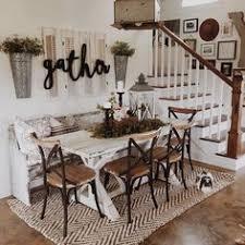 Dining Room Rug Farmhouse Decor From Ikea Room House And Farmhouse Style