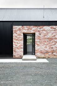 Home Exterior Design Brick And Stone Best 25 Modern Brick House Ideas On Pinterest Modern Exterior