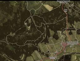 Dayz Map Tisy Militär Basis Survivethis
