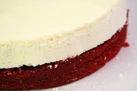 erin u0027s food files lincoln u0027s red velvet cheesecake cake