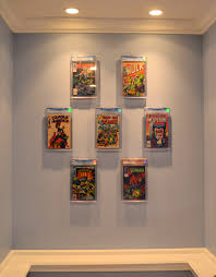 Comic Book Room Decor Functional Floating Shelves For Home Ultimate Ideas Idolza