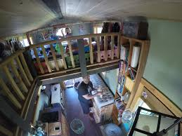 photos see how family of 4 lives in 267 sq foot tiny house