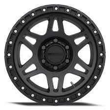 matte black 312 matte black off road wheel method race wheels
