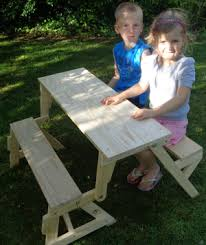 kids folding picnic table 2 in 1 introduction