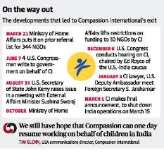 compassion international to wind up india operations today u0027s