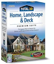 amazon com total 3d home landscape and deck suite 12 hobby