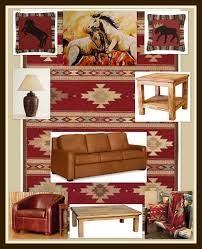 Southwest Living Room Furniture by Southwestern Living Room Furniture Carameloffers