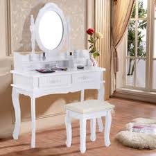 Vanity Set With Lighted Mirror Lighted Makeup Vanity Table Set