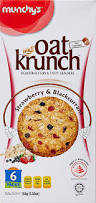 munchy s lexus biscuits price munchy u0027s oat krunch strawberry and blackcuurant 156g amazon in