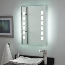vanity led light mirror volta led lighted mirror bathroom