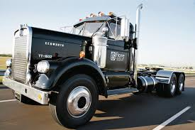 kw t880 for sale vintage 1959 kenworth refined u002759 8 lug diesel truck magazine