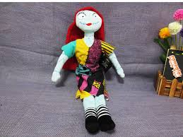 the nightmare before plush toys sally plush doll the