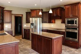 what color countertops go with brown cabinets 6 brown quartz countertop design ideas for a neutral kitchen
