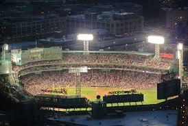 Fenway Park Seating Map Fenway Park Boston Red Sox U0027s Ballpark Ballparks Of Baseball