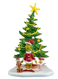 department 56 grinch who ville