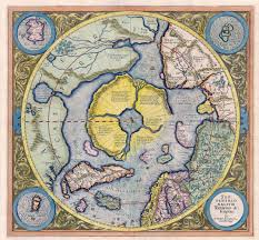 agartha map an atlas for the mythical places that populated our maps