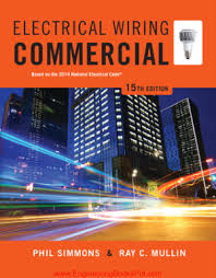 electrical wiring commercial 15th edition by phil simmons and ray