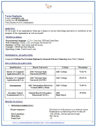 resume templates for freshers free download resume format for freshers free download latest in word menu and