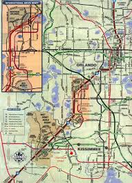 map of kissimmee orlando and kissimmee florida map orlando florida mappery